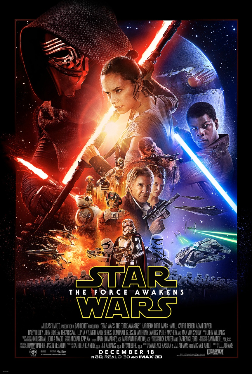 Review – Star Wars Episode VII: The Force Awakens