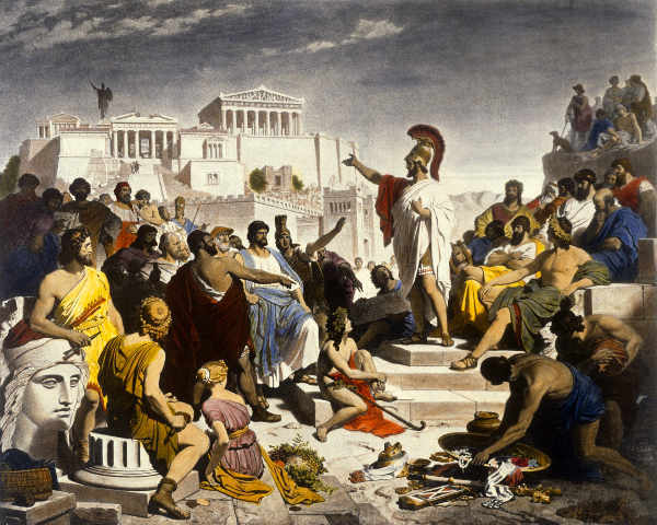 From Athens to the 21st Century: Blueprint for Real Democracy