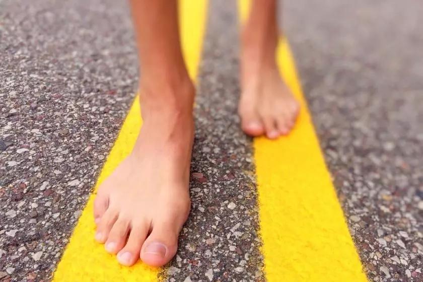 Barefoot Banditary